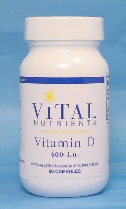 30. Vitamin D-3