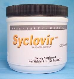 *Syclovir, aka YEAST CONTROL