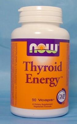 5a.  Thyroid Energy (NOW Foods)