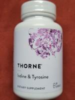 Iodine & Tyrosine